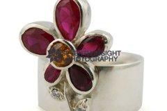 Mariel Pagliai Flower Ring