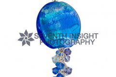 Sailor Girl New Crystal Pendant