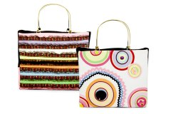 Patterned Purse by Marsha McIsaac
