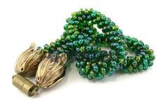 Michelle Prosek Emerald City Necklace