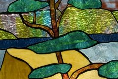 Stained Glass by Siobhan Lynch