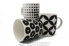 Coffee Mug Trio 2
