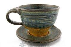 Blue Teacup